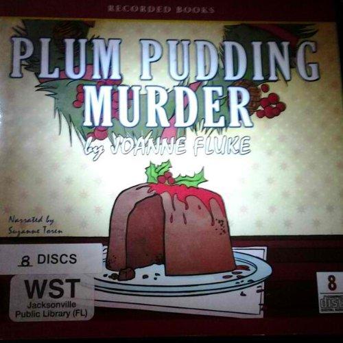 9781436189798: Plum Pudding Murder: a Hannah Swensen Mystery, 8 CDs [Complete & Unabridged Audio Work]