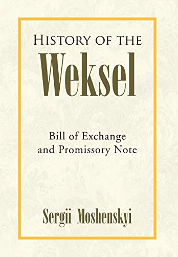 9781436306942: History of the Weksel