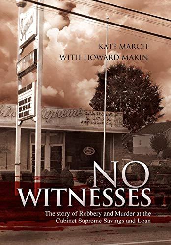 9781436310307: No Witnesses