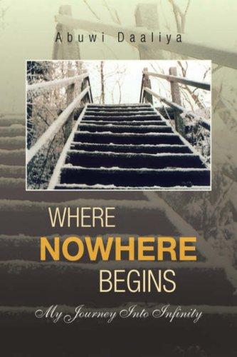 9781436310512: Where Nowhere Begins