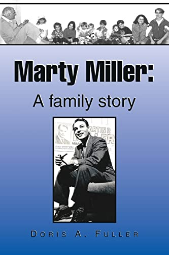 9781436311922: Marty Miller: A family story