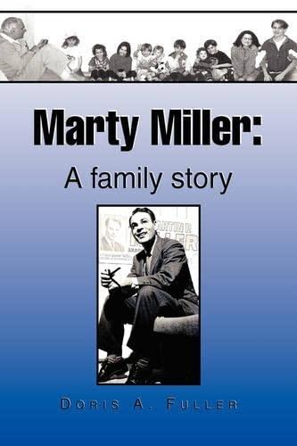 9781436311939: Marty Miller