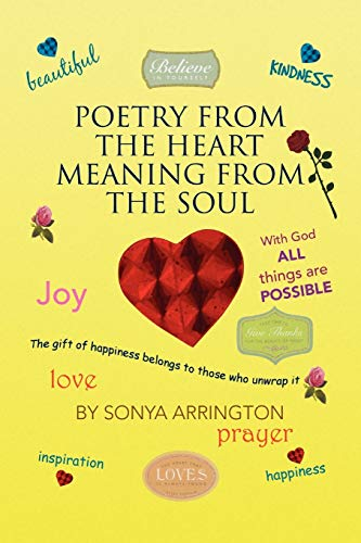 9781436317153: Poetry from the Heart Meaning from the Soul