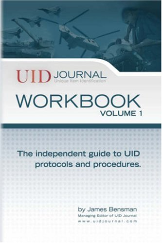 UID Journal Workbook: Bensman, Jim