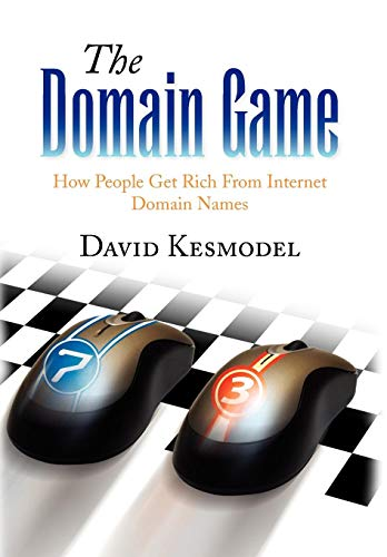 9781436332286: The Domain Game