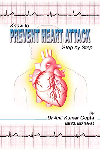 Know to Prevent Heart Attack Step by: Anil K Gupta,