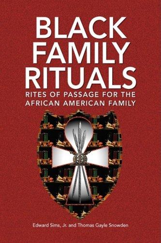 9781436333498: Black Family Rituals