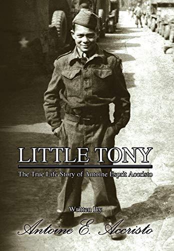 Little Tony: Antoine E. Accristo