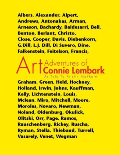 Art Adventures of Connie Lembark: Makholm, Kristin
