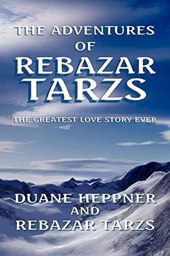 9781436346016: The Adventures of Rebazar Tarzs