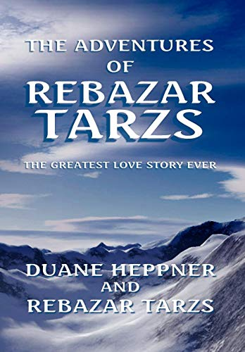 9781436346023: The Adventures of Rebazar Tarzs