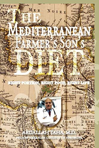 9781436349345: The Mediterranean Farmer's Son's Diet