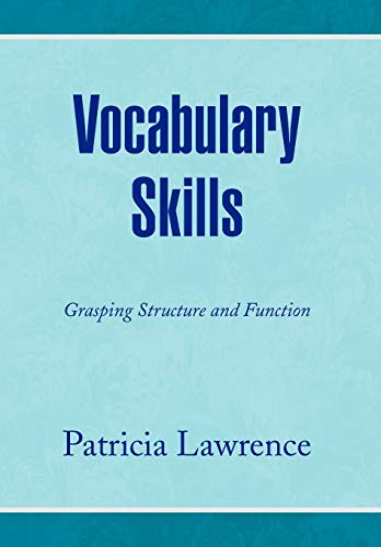 9781436358118: Vocabulary Skills: Grasping Structure and Function