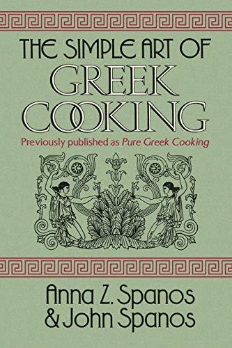 9781436362528: The Simple Art of Greek Cooking