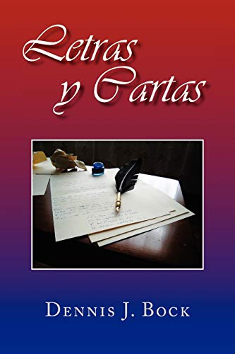 9781436365758: Letras y Cartas (Spanish Edition)