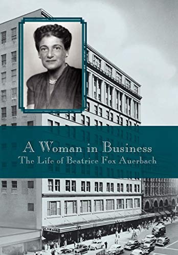 9781436366144: A WOMAN IN BUSINESS