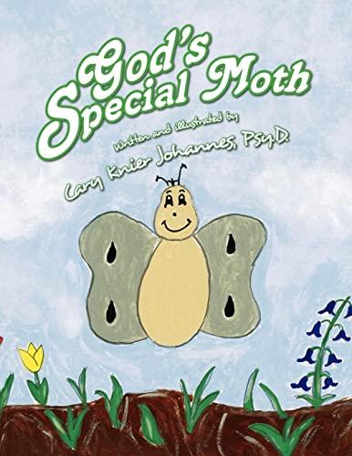 9781436366229: God's Special Moth