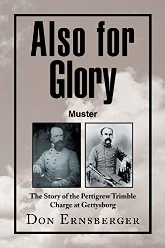 Also for Glory Muster: Don Ernsberger