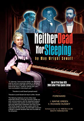 9781436385442: Neither Dead Nor Sleeping