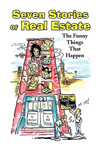 9781436392129: Seven Stories Of Real Estate