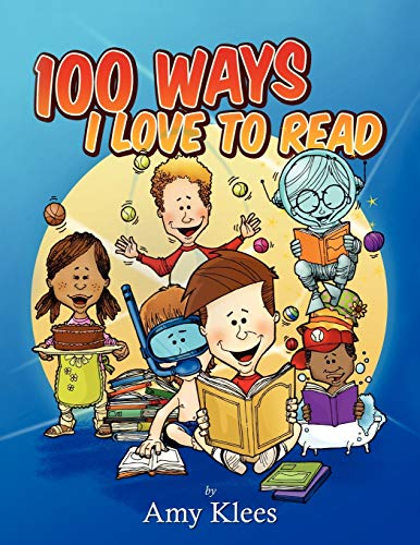 100 Ways I Love to Read: Amy Klees