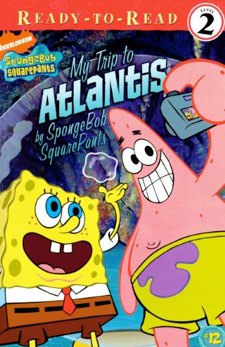 9781436427531: My Trip To Atlantis (Adaptation) (Turtleback School & Library Binding Edition) (Spongebob Squarepants (Pb Numbered))
