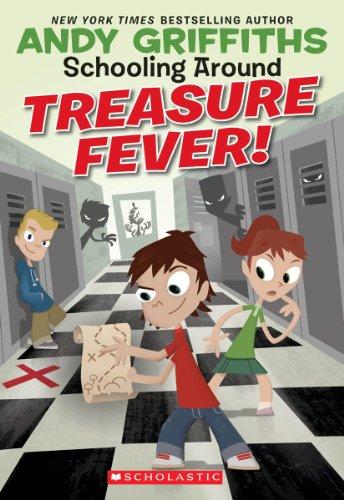 9781436434263: Treasure Fever! (Turtleback School & Library Binding Edition) (Schooling Around (Pb))