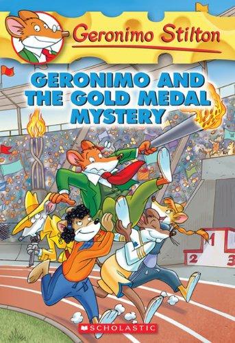 9781436435123: Geronimo And The Gold Medal Mystery (Turtleback School & Library Binding Edition) (Geronimo Stilton)
