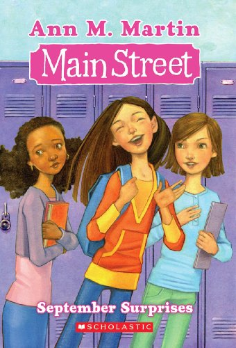 September Surprises (Turtleback School & Library Binding Edition) (Main Street (Prebound)) (1436436672) by Martin, Ann M.