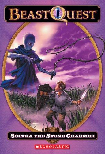 Soltra The Stone Charmer (Turtleback School & Library Binding Edition) (Beast Quest): Adam ...