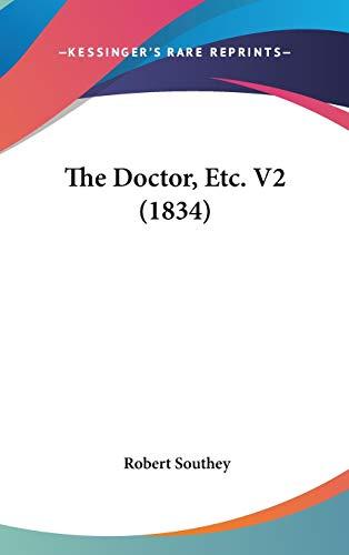 9781436535120: The Doctor, Etc. V2 (1834)