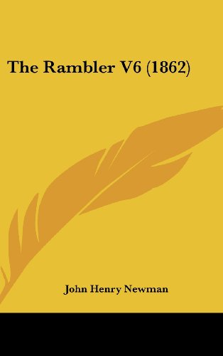 The Rambler V6 (1862) (1436548616) by John Henry Newman