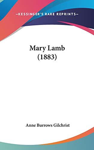 9781436582988: Mary Lamb (1883)