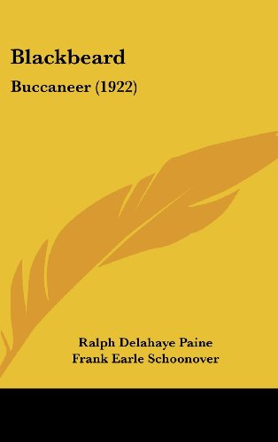 9781436611169: Blackbeard: Buccaneer (1922)