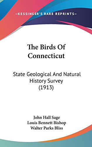 9781436656542: The Birds Of Connecticut: State Geological And Natural History Survey (1913)