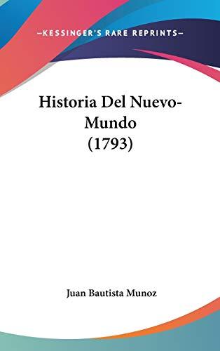 9781436660204: Historia del Nuevo-Mundo (1793)