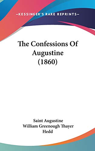 9781436665094: The Confessions Of Augustine (1860)