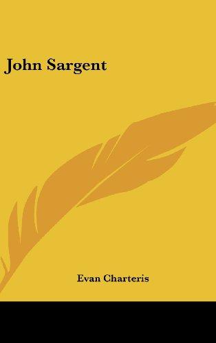 9781436679893: John Sargent