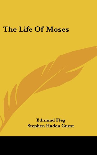 9781436681049: The Life of Moses