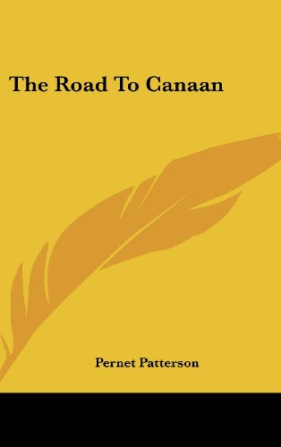 9781436687812: The Road To Canaan