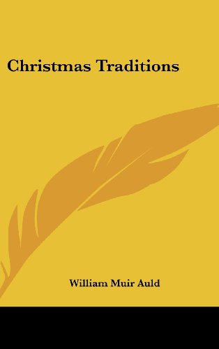 9781436688116: Christmas Traditions