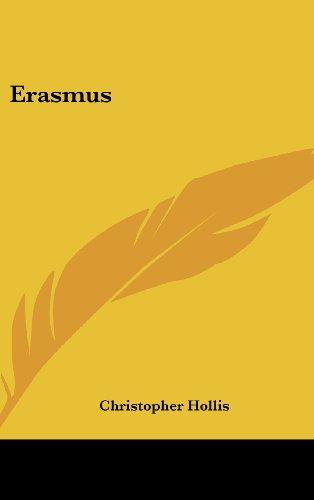 9781436689762: Erasmus