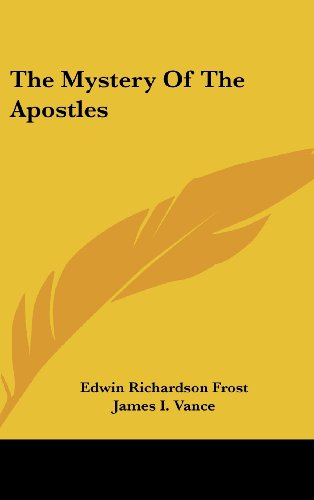 9781436692427: The Mystery Of The Apostles