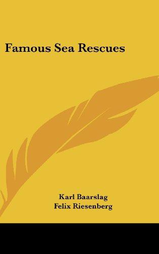 9781436692533: Famous Sea Rescues