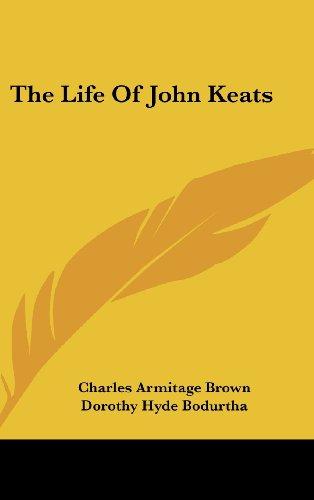 9781436695879: The Life of John Keats
