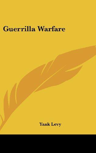 9781436703819: Guerrilla Warfare