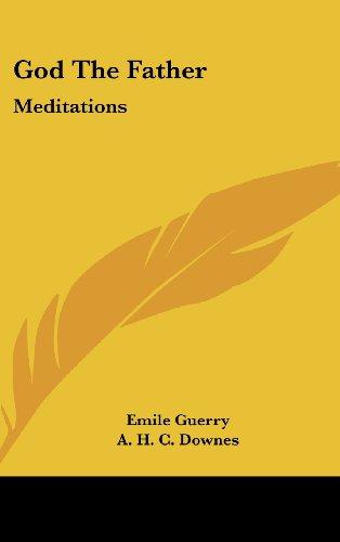 9781436710824: God the Father: Meditations