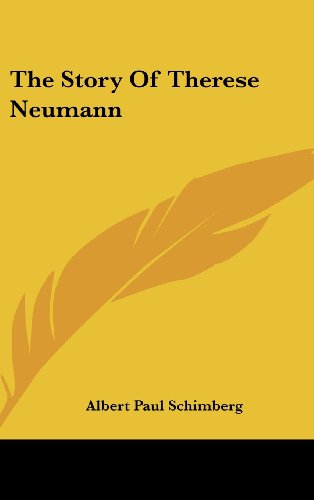 9781436713320: The Story of Therese Neumann