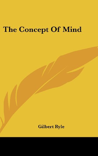 9781436716239: The Concept of Mind