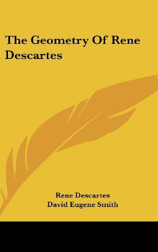 9781436716666: The Geometry Of Rene Descartes